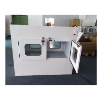Wholesale Customizable Double Swing Door Air Shower Pass Box With 1 Year Warranty from china suppliers