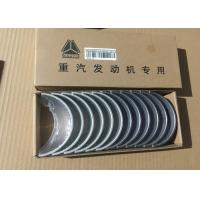 China Connecting Rod Bearing Upper VG1540030015 Lower VG1540030016 For SINOTRUK HOWO on sale