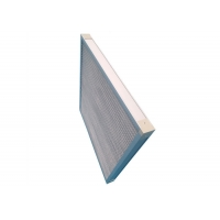 Wholesale Aluminum Frame Mesh Metal G4 Pleated Panel Filter High Temperature from china suppliers