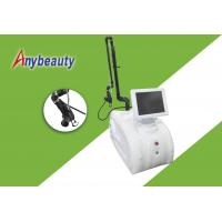 China Clinic Laser Beauty Machine Wrinkle Removal , Permanent Hair Removal System on sale