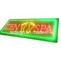 Buy cheap LED Zen SPA Sign from wholesalers