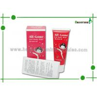 China Female Beauty Skincare Products , Dodora All Gone Girl Body Hair Removal Cream on sale