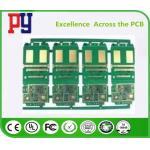 China Multilayer  layer Rigid PCB Circuit Board 1.6 fr4 1oz  Multilayer circuit board gold HDI-HDI PCB Board for sale