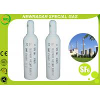 Best Inert Electronic Gases SF6 Sulfur Hexafluoride Non Flammable UN 1080 wholesale