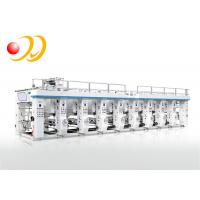 Wholesale Automatic Six Colors Screen Printing Machine Rotogravure from china suppliers