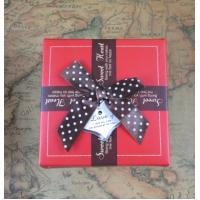 cardboard gift box accept customized for sale