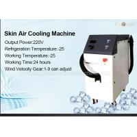 Iron Material Laser Hair Removal Equipment Vertical Style Fractional C02 Laser Resurfacing for sale