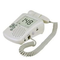 USB Function Fetal Heart Rate Doppler With High Sensitivity WaterProof Probe for sale