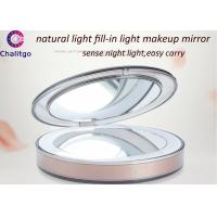 Wholesale USB Cable Hollywood Mirror With Lights , LED Makeup Light Charging Power from china suppliers