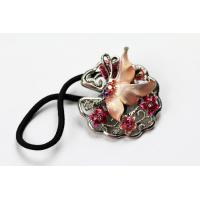 China Butterfly Blossom Hair Bandanas on sale