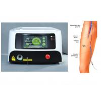 Buy cheap 15watts 1470nm Laser Ablation of Saphenous Vein / Endovenous Laser Ablation Leg from wholesalers
