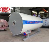 China horizontal Gas And Oil Fired Thermal Oil Boiler Heater for Asphalt Heating for sale