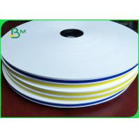 Wholesale 60gsm Various Colors Drinking Straw Paper Jumbo Rolls And 15mm For Party from china suppliers