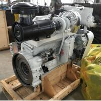 Water Cooled High Performance Marine Diesel Engines Durable 8.3L Displacement