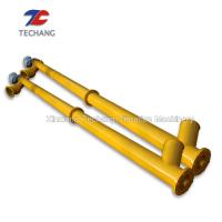 Wholesale Professional Grain Screw Conveyor , Dry Mixed Mortar Tube Screw Conveyor from china suppliers