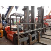 Wholesale USED FORKLIFT SELLING/  3TON HELI FORKLIFT  CHEAPER from china suppliers