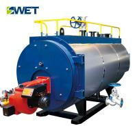 Wholesale Fully automatic 6t/h oil gas fired steam boiler 1.25 / 1.6Mpa Working Pressure from china suppliers