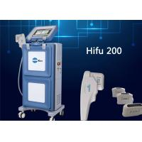 Vertical HIFU Face Lifting Wrinkle Removal Skin Tightening Intensity 10 - 100J for sale