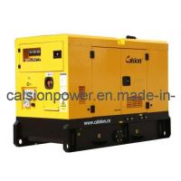 Wholesale 50Hz Cummins 56kVA Diesel Generator Set with Enclosure from china suppliers