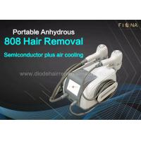 Cosmetic Beauty Diode Laser Hair Removal Machine Plastic Material For Women Or Man for sale