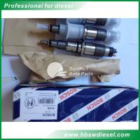 China Cummins ISDe Engine Fuel Injector 4937065  0445120123 on sale