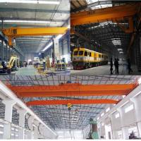 Wholesale Double beam crane 20 t, LH electric hoist bridge crane Special crane machinery plant from china suppliers