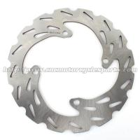 Wholesale Stainless Steel Front Wave Disc Brakes , Brake Rotors For Motorcycles from china suppliers