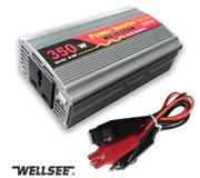 Buy cheap Portable WELLSEE WS-IC350 power inverter dc/ac 12v 220v from wholesalers