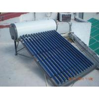 Wholesale 80L-150L Solar Water Heater [Galvanized steel] from china suppliers
