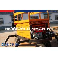 China 1.1kw Powerful Hydraulic Platform Lift Customerized 200kg Loading Capacity on sale