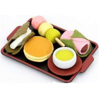 Wholesale Japanese Food Erasers For Kids As Promotional Gift from china suppliers