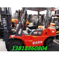 Wholesale HL50 used forklifts for sale / 5ton used HL  forklift truck MADE  IN CHINA from china suppliers
