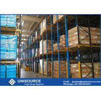 Wholesale Heavy Duty Scale FILO Drive In Pallet Racking Corrosion Protection Powder Coated from china suppliers