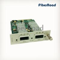 10G OEO Fiber Media Converter Card (1R Repeater) XFP to XFP for 16 Slots Chassis