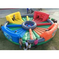 Wholesale Life Size Giant Human Inflatable Hungry Hippos Game For Kids N Adults Interactive Entertainment from china suppliers