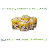 Wholesale 64oz Popcorn Paper Containers With Personalised Design Printing from china suppliers