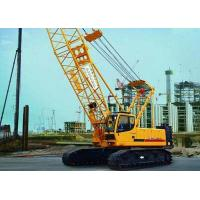 Quality Hy draulic crawler crane  with Durable 40 ton Jib 11t Crawler Crane QUY100 With Max. Swing Speed 1.4 r/min for sale