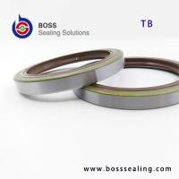 Wholesale FKM FPM BROWN COLOR OIL SEAL TB TYPE DOUBLE LIP OIL SEAL SELL AT COMPETITIVE PRICE from china suppliers