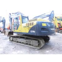Wholesale EC210BLC Second Hand Volvo Excavators Volvo D6D Engine 0.92cbm Bucket Capacity from china suppliers