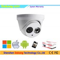 Best 1MP 720P IR Array Led IP Dome camera,ONVIF indoor Security IP camera wholesale