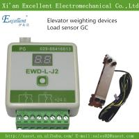 Wholesale EWD-L-J2 load cell 1 ton 100 ton GC with control EWD-L-J2 elevator parts,chinese load cell from china suppliers
