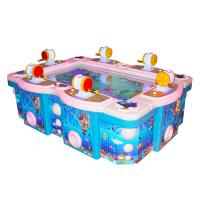 Buy cheap 6 Players Indoor Playground Video Arcade Fishing Game Machine from wholesalers