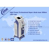 China 10 Million Shots Hair Removing Laser Machine Painless High Effective for sale