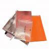 Buy cheap Pink cosmetic item packaging ziplock air bubble bag zip top bubble bag from wholesalers