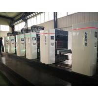 High Efficiency Roll To Roll Offset Printing Machine With Japanese Servo System for sale