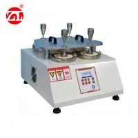 Wholesale 4 Work Stations Textile Testing Machine , Pilling Martindale Abrasion Tester from china suppliers