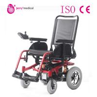 Best JRWD601 Back Adjustable Electric Wheel Chairs Comfortable 1010X600X1075 mm wholesale