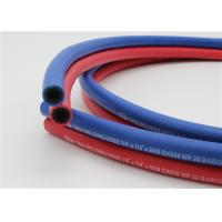 Wholesale 1 / 4 Inch Twin Welding Hose , 300 Psi Gas Welding Hose Red & Blue from china suppliers