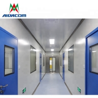 Wholesale 99.995% Dust Removal High Integrity GMP Cleanroom Project from china suppliers