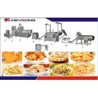 Wholesale Frying Pellet Snack Food Making Machine , Rice Chips Making Machine from china suppliers
